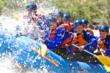 Whitewater rafting at Echo Canyon River Expeditions