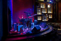 The intimate Joe's Pub at The Public. 