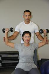 Weight Training at the Westin La Cantera Hill Country Resort