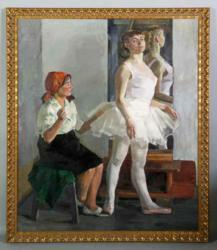 """Zhei-Zharenko, """"Prima Ballerina."""""""