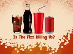 Soda: Is The Fizz Killing Us? New Infographic