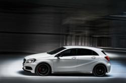 New Mercedes A45 AMG