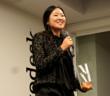 Sujin Hwang & trophy