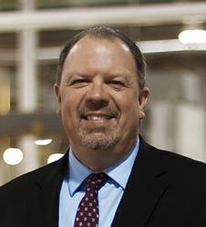 Jay Higgins, Director of Casework Sales at Advanced Cabinet Systems