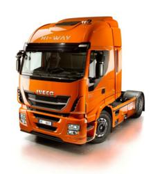 New Iveco Hi-Way Stralis - International Truck of the Year 2013