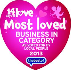 Most Loved UK Business Award