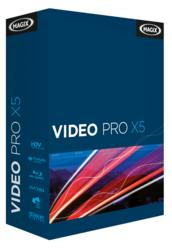 MAGIX Video ProX5
