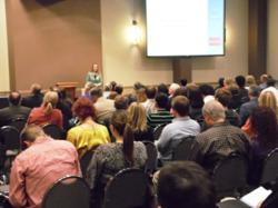 Shenoah Grove Speaks at Record Breaking AustinRENC Event