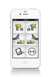 Alkan Air iPhone Freight Management App