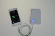 5000mAh Battery Charging an iPhone