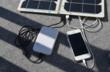 sCharger-5 with external battery and iPhone