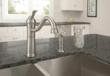 Moen Walden Kitchen Faucet with Microban