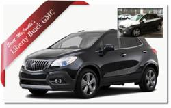 First 2013 Buick Encore Arrives in NC - Liberty Buick GMC