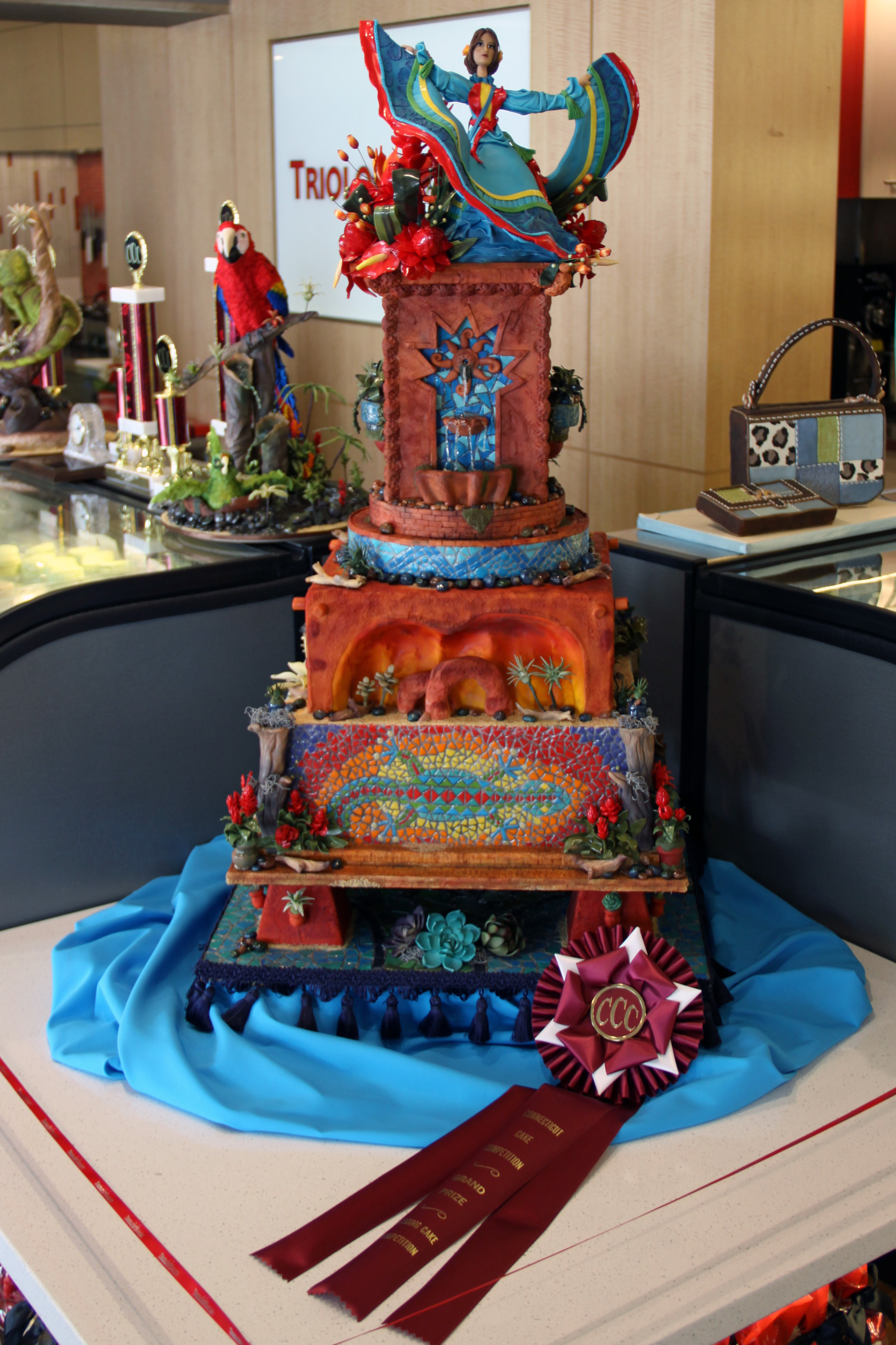 Triolo's Bakery Wins Top Honors at Connecticut Cake ...