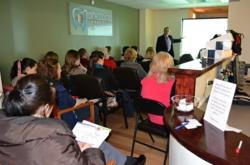 Arlington Heights Orthodontist hosts a lecture for dental hygienists