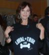 Marilu Henner Loves Steps4Paws cause!