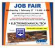 MAU Job Fair Wednesday, February 27 in Augusta, GA
