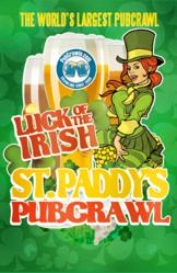 PubCrawls.com - St. Patrick's Day Pub Crawls 2013