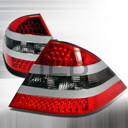 Mercedes custom tail lights