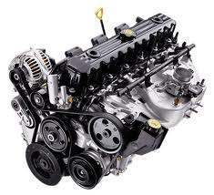 Inline Crate Engine on jeep 4 0 stroker crate engine