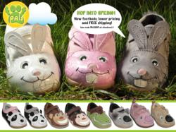FootPals Children's Shoes and Boots Now Available