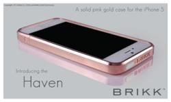 The Haven by Brikk in Pink Gold
