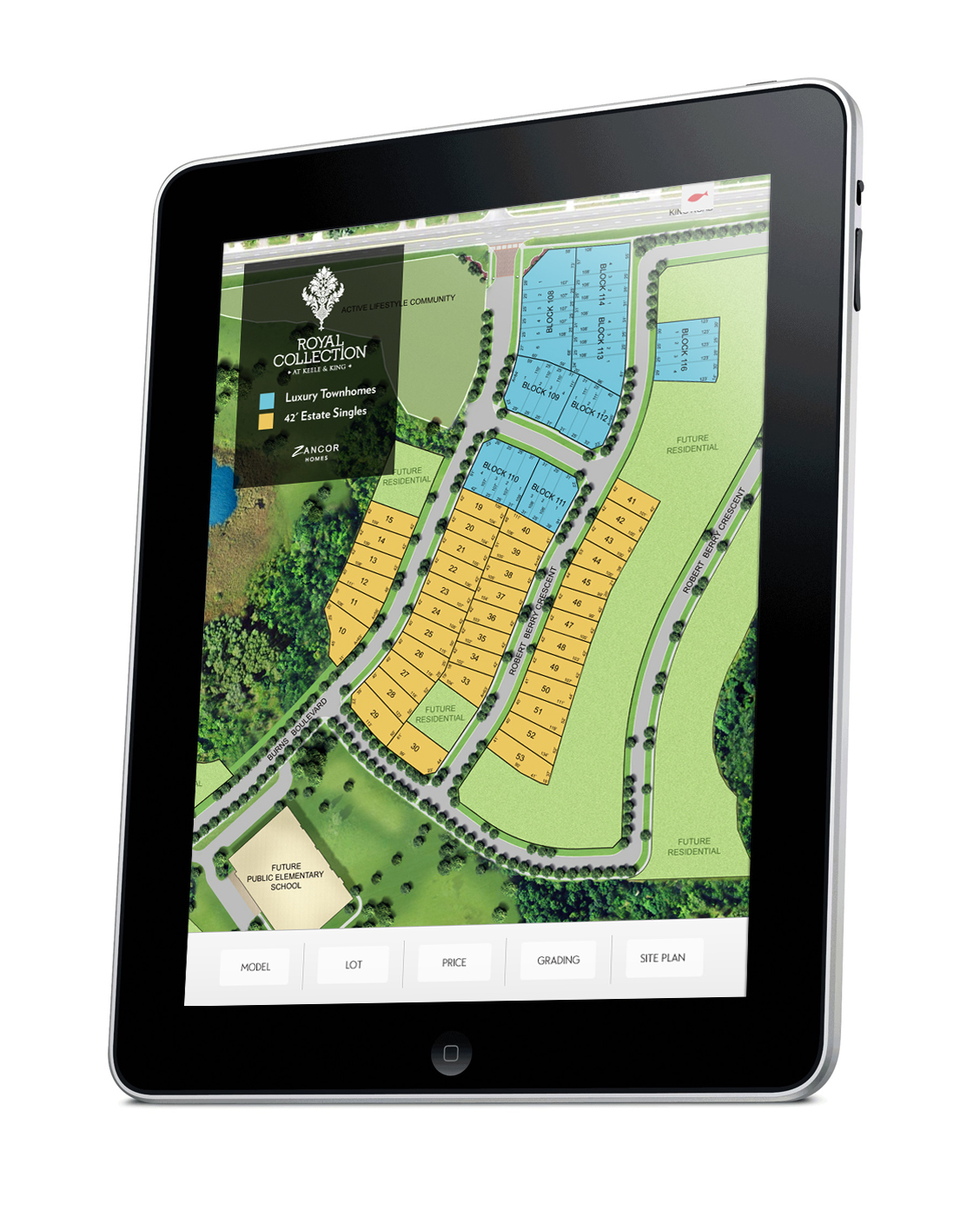 Salefish releases ipad app for home builders and sales teams for Home builder app