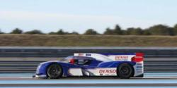 Toyota Racing hybrid, the TS030