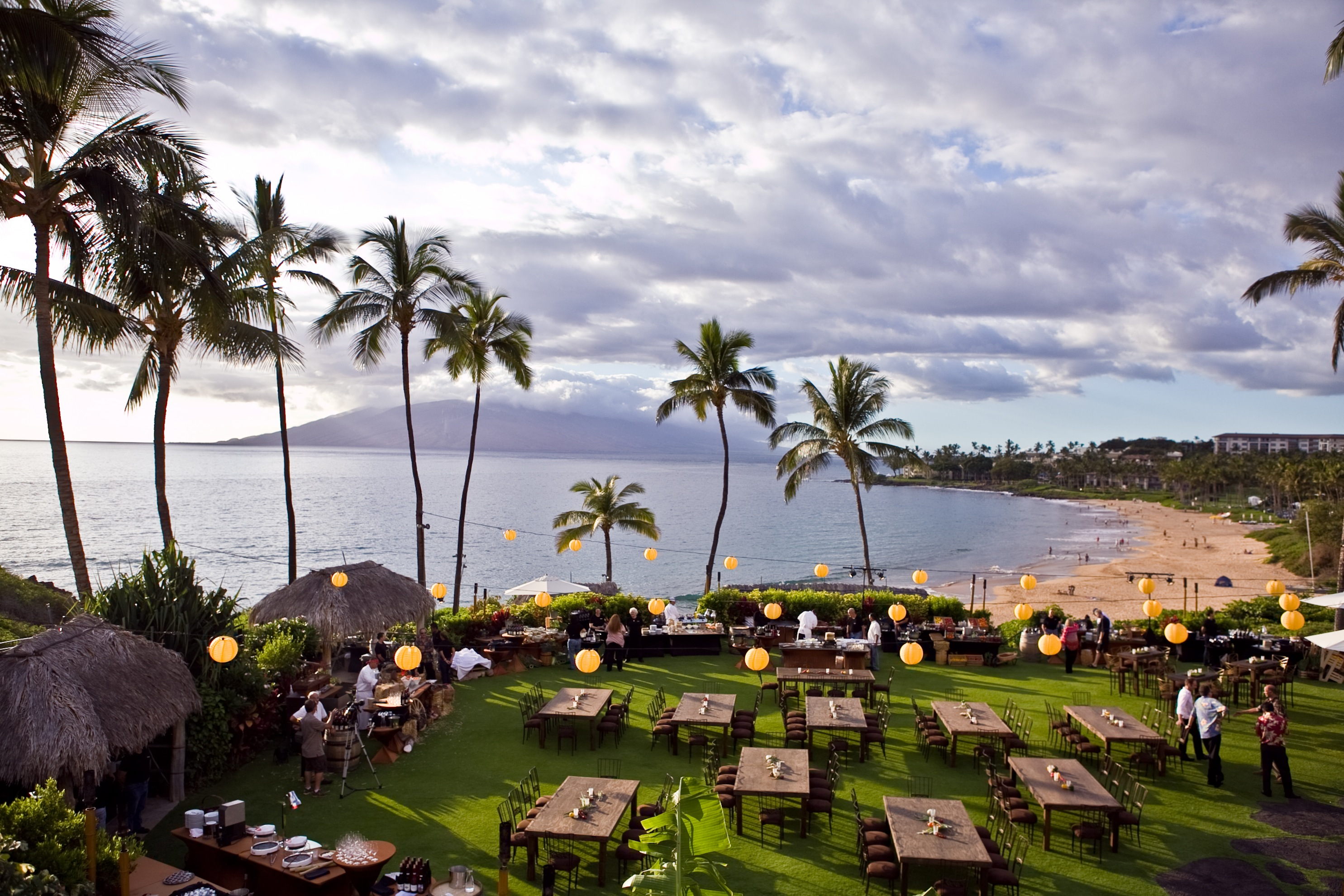 Wine Connoisseurs Head To Maui For Their Invitation To Vip