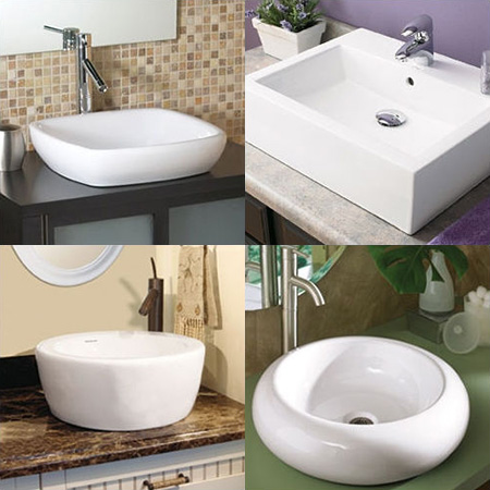Exceptionnel Choosing Bathroom Lavatory Sinks And Mountings With 8 Examples