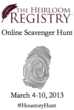 Houstory's Heirloom Registry Scavenger Hunt Ends; Four Winners Claim...