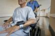 The ViSi Mobile system wirelessly monitors all core patient vital signs
