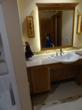 Roll under sink and single level faucet in universal design UDLL home in Columbus Ohio