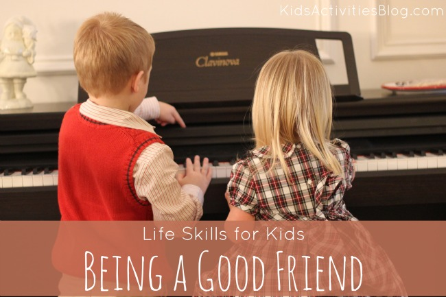 Teaching Kids Important Life Skills and the Meaning of Kindness is ...