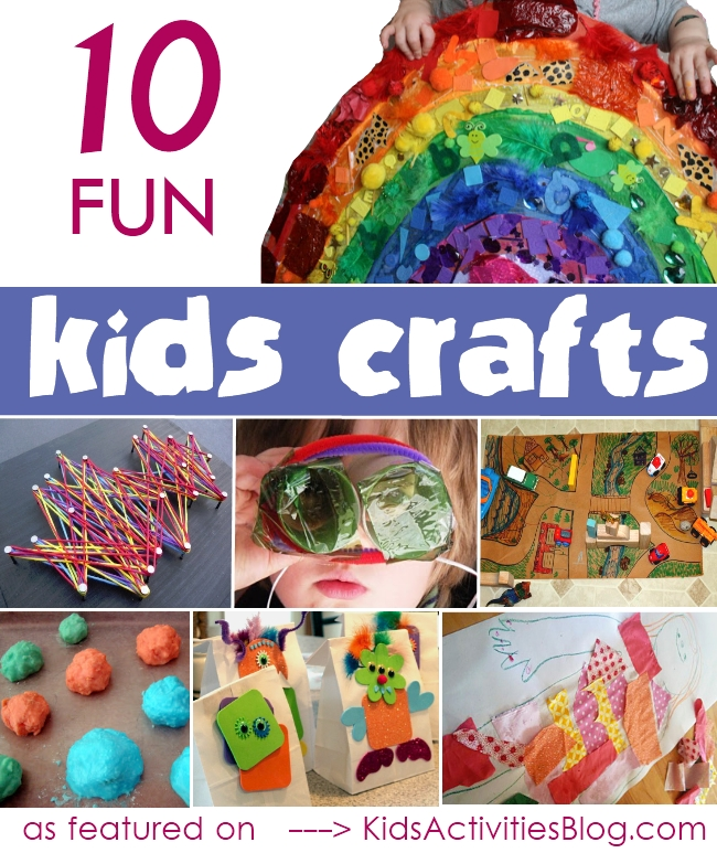 Amazing Kids Craft Ideas Have Been Released On Kids