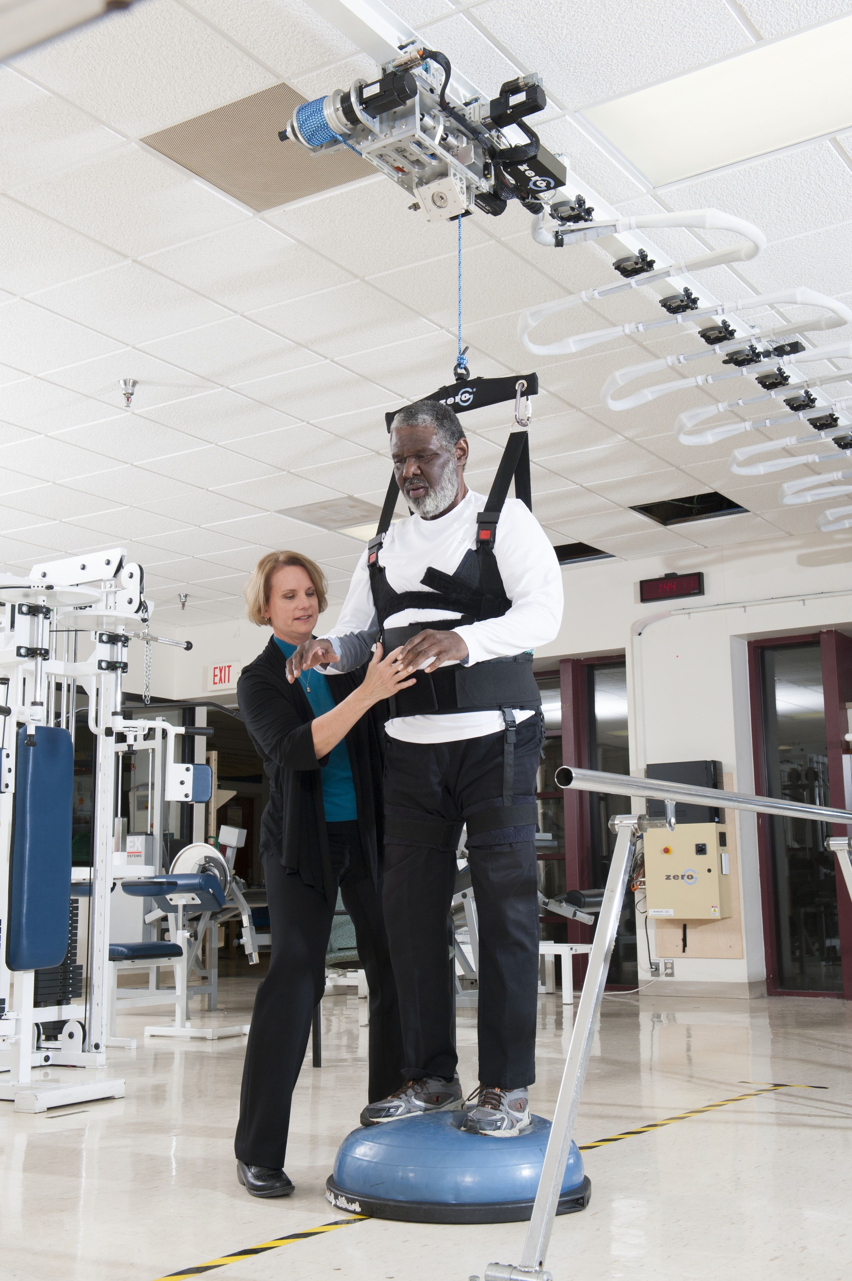 Aretech 174 Now Selling The Zerog Gait And Balance Training