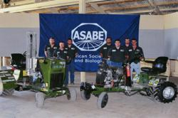 ASABE 1/4 Scale Tractor Competition