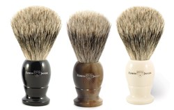 Edwin Jagger shaving brushes