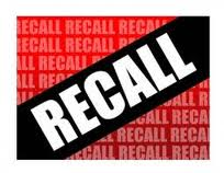 recall by Johnson & Johnson for Depuy knee