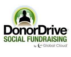 Donor Drive Social Fundraising Software Logo