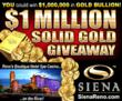Sienas 2nd Anniversary Elevates Winnings to $1 Million