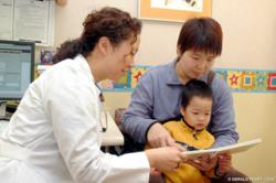Reach Out and Read pediatrician