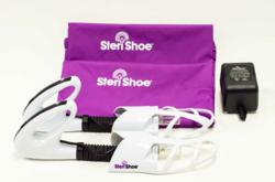 shoe odor, SteriShoe, shoe sanitizer, germs, foot infections