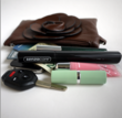 TravelSonic™ fits into a purse or pocket