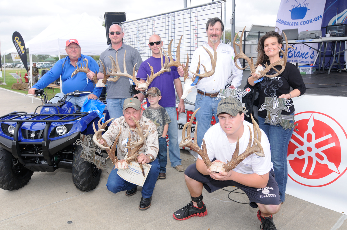 Louisiana sportsman show has everything for the fishing for Hunting and fishing show