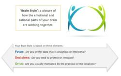 The Brain Brief profiles are simple, practical, powerful online intelligence tests to improve performance