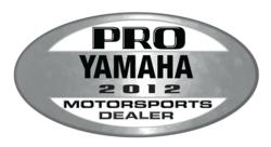 Chaparral Motorsports Recognized as Pro Yamaha Dealer