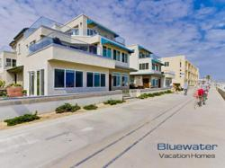 Mission Beach Ocean Front Vacation Rental