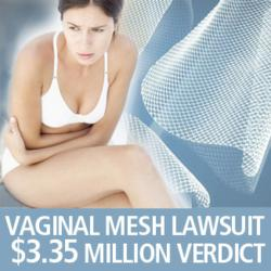 To discuss a potential vaginal mesh lawsuit with one of the experienced and compassionate medical device injury attorneys at Alonso Krangle LLP, please contact us at 1-800-403-6191 or visit our website http://www.FightForVictims.com.