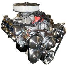 351 Windsor Crate Engine